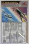 Thumbnail 72008 GERMAN MISSILES SET 1
