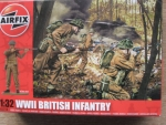 Thumbnail 02718 WWII BRITISH INFANTRY