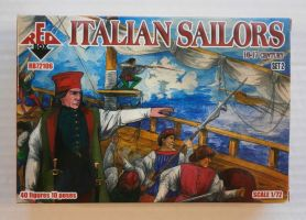 Thumbnail 72106 ITALIAN SAILORS 16-17 CENTURY SET 2