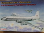 Thumbnail 96002 BRISTOL BRITANNIA RAF COMMAND POST