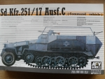 Thumbnail 35117 Sd.Kfz.251/17 Ausf.C COMMAND VEHICLE