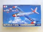 Thumbnail 61077 REPUBLIC F-84G THUNDERBIRDS