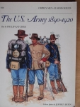 Thumbnail 230. THE US ARMY 1890-1920