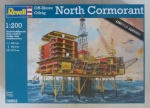 Thumbnail 08803 OFFSHORE OILRIG NORTH CORMORANT UK SALE ONLY