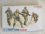Thumbnail 3015 US 1st INFANTRY DIVISION BIG RED ONE