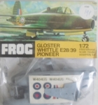Thumbnail F174F GLOSTER WHITTLE E28/39 PIONEER