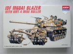 Thumbnail 1367 IDF M60A1 BLAZER WITH KMT-4 MINE ROLLER