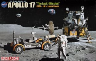 Thumbnail 11015 APOLLO 17 - THE LAST MISSION