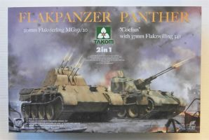 Thumbnail 2105 FLAKPANZER PANTHER 2 in 1