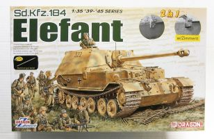 Thumbnail 6871 Sd.Kfz.184 ELEFANT  2 in 1  w/ZIMMERIT