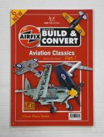 Thumbnail ZB1344 AIRFIX BUILD   CONVERT AVIATION CLASSICS NO 6