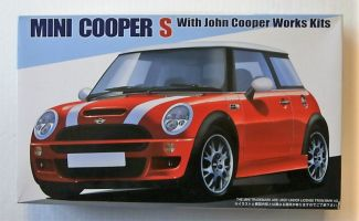 Thumbnail 12253 MINI COOPER S WITH JOHN COOPER WORKS KIT