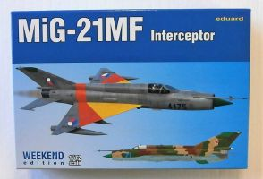 Thumbnail 7453 MIG-21MF INTERCEPTOR WEEKEND EDITION