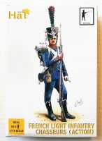 Thumbnail 8251 FRENCH LIGHT INFANTRY CHASSEURS  ACTION