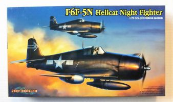5080 F6F-5N HELLCAT NIGHT FIGHTER