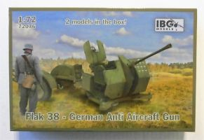 Thumbnail 72076 FLAK 38 GERMAN ANTI-AIRCRAFT GUN