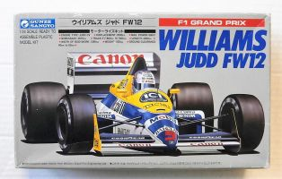 Thumbnail G480 F1 WILLIAMS JUDD FW12