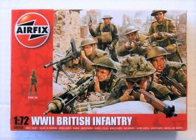 Thumbnail 00763 WWII BRITISH INFANTRY