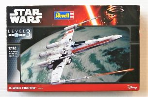 Thumbnail 03601 STAR WARS X-WING FIGHTER