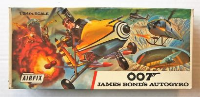Thumbnail 350 JAMES BONDS AUTOGYRO