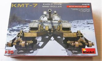 Thumbnail 37070 KMT-7 EARLY TYPE MINE-ROLLER