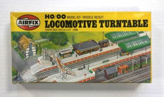 Thumbnail 03626 LOCOMOTIVE TURNTABLE CENTRE DECK 12in LONG