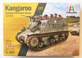 Thumbnail 6551 KANGAROO ARMOURED PERSONNEL CARRIER