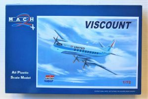Thumbnail GP101 UNITED AIRLINES VISCOUNT