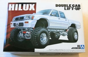 Thumbnail 05097 TOYOTA HILUX DOUBLE CAB LIFT-UP