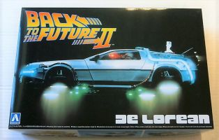 Thumbnail 01186 BACK TO THE FUTURE PART II DELOREAN