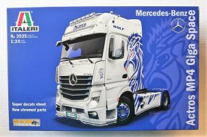 Thumbnail 3935 MERCEDES-BENZ ACTROS MP4 GIGA SPACE