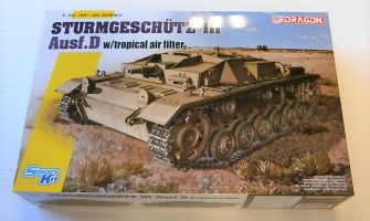 Thumbnail 6905 STURMGESCHUTZ III Ausf.D WITH TROPICAL AIR FILTER