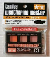 Thumbnail 87127 WEATHERING MASTER H SET  FOR FIGURES II  - PALE ORANGE/IVORY/PEACH