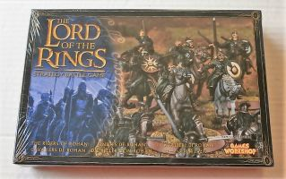 Thumbnail LORD OF THE RINGS THE RIDERS OF ROHAN