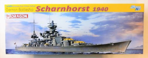 Thumbnail 1062 GERMAN BATTLESHIP SCHARNHORST 1940  UK SALE ONLY