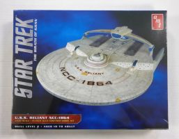 Thumbnail 1036 STAR TREK USS RELIANT NCC-1864 THE WRATH OF KHAN