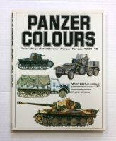 Thumbnail ZB846 PANZER COLOURS CAMOUFLAGE OF THE GERMAN PANZER FORCES 1939-45