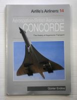 Thumbnail ZB886 AIRLIFES AIRLINERS 14 AEROSPATIALE/BRITISH AEROSPACE CONCORDE