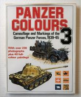 Thumbnail ZB2179 PANZER COLOURS 3 - CAMOUFLAGE AND MARKINGS OF THE GERMAN PANZER FORCES 1939-45
