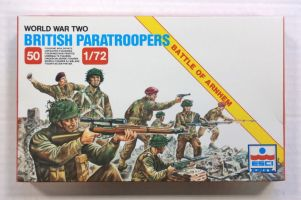 Thumbnail 208 BRITISH PARATROOPS RED DEVILS WWII