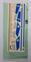 Thumbnail 1567. JET SET DECALS JSD109 PACIFIC 727/F-27