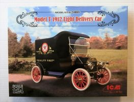 Thumbnail 24008 MODEL T 1912 LIGHT DELIVERY CAR