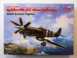 Thumbnail 48060 SPITFIRE MK IXC BEER DELIVERY WWII BRITISH FIGHTER