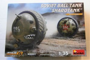 Thumbnail 40001 SOVIET BALL TANK SHAROTANK