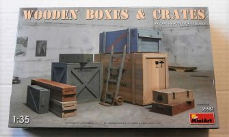 Thumbnail 35581 WOODEN BOXES AND CRATES