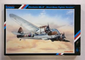 Thumbnail 72205 BLENHEIM Mk.IF SHORT-NOSE FIGHTER VERSION
