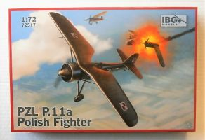 Thumbnail 72517 PZL P.11A POLISH FIGHTER