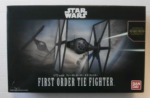 Thumbnail 0203218 FIRST ORDER TIE FIGHTER