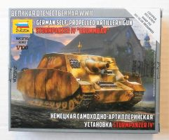 Thumbnail 6244 STURMPANZER IV BRUMMBAR GERMAN SELF-PROPELLED ARTILLERY GUN