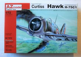 Thumbnail 7570 CURTISS HAWK H-75C1  CZECHOSLOVAK ACES